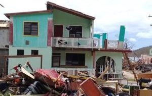 Hurricane Relief Meetings at the JMC
