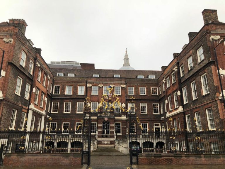 A Visit to the Royal College of Arms