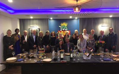 Former Representative's 60th Birthday at CIGO