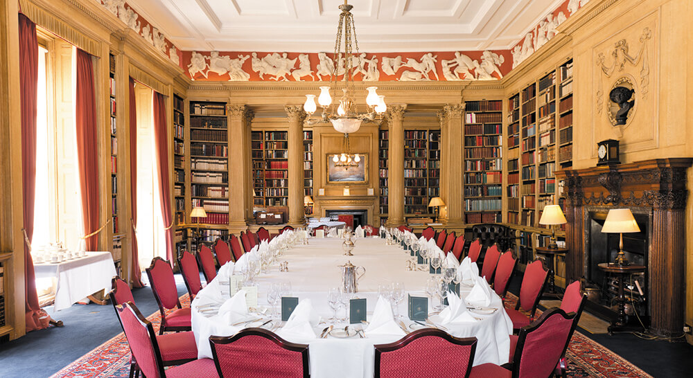 Travellers Club Lunch
