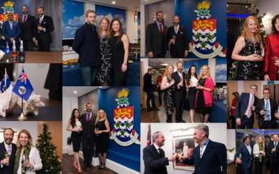 Nth Degree Christmas Drinks Reception