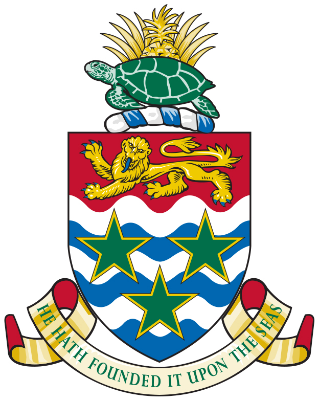 Cayman Islands Coat of Arms Celebrations