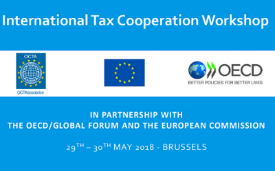International Tax Cooperation Workshop