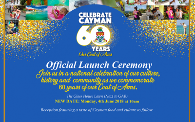 Celebrate Cayman Launch Ceremony