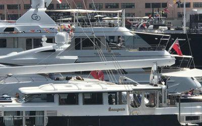 Monaco Hospitality Reconnaissance visit