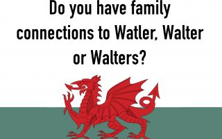 Are you a Walter, Watlers or Watler?