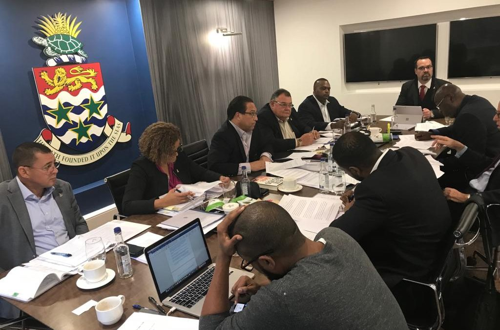 Statement on Cayman, UK constitutional discussions