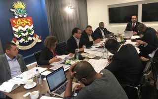 Statement on Cayman, UK constitutional discussions By Premier Hon. Alden McLaughlin, MBE, JP, MLA