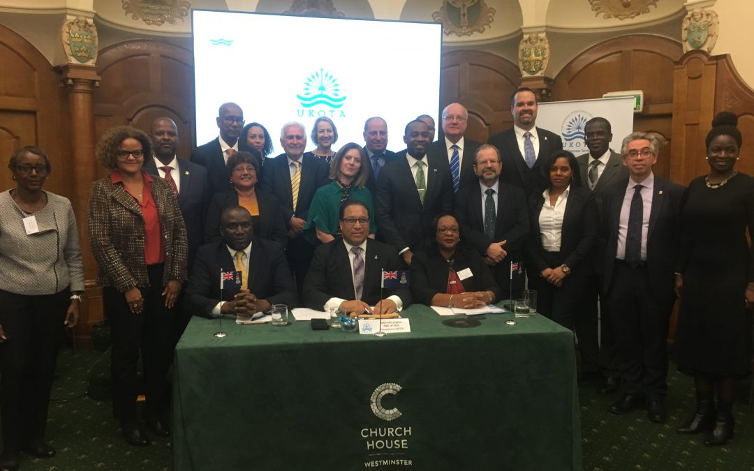 UKOTA Political Council Meetings 2018