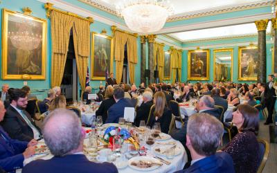 Premier's Annual Dinner, London 2018
