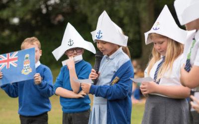 British Overseas Territories at UK Primary School Theme Week