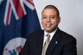 CIGO-UK Welcomes Andre Ebanks, Cayman Representative in the UK