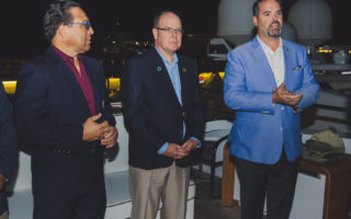 Cayman Islands Delegation Visit Monaco
