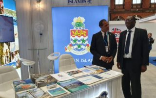 Cayman Islands at Conservative Party Conference