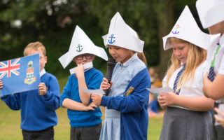 British Overseas Territories at UK Primary School Theme Week