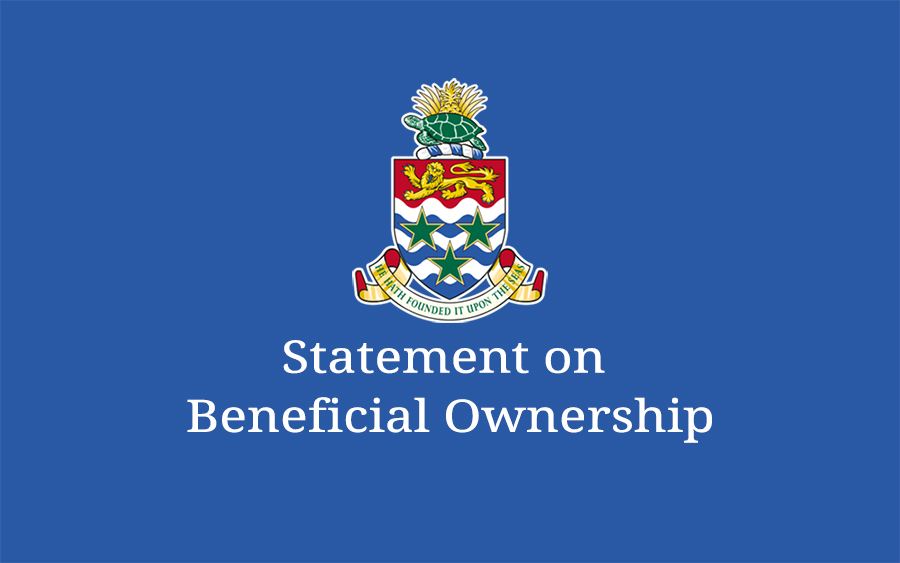Statement on Beneficial Ownership