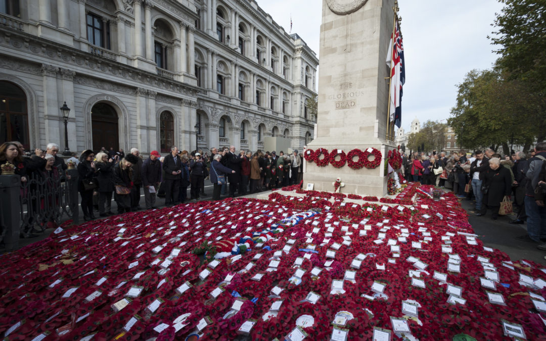 National Service of Remembrance UK