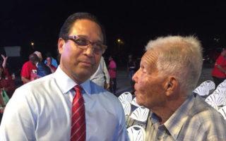 Premier's Father Passes