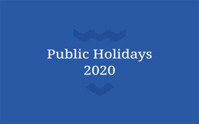 Cayman Islands Public Holidays 2020