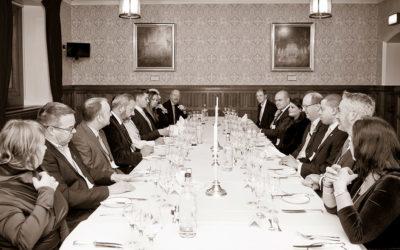 Nth Degree host House of Lords dinner