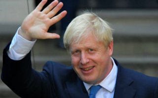 New Year Message From Boris Johnson