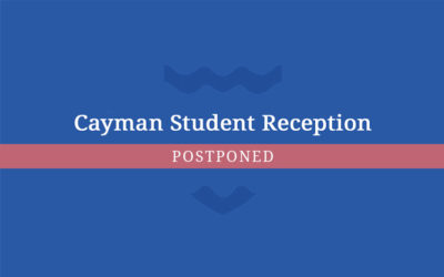 Cayman Student Reception – March 2020