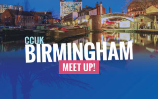CCUK Birmingham Meet-Up