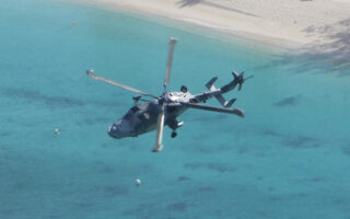 UK Armed Forces support Caribbean Overseas Territories