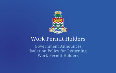 Isolation Policy for Returning Work Permit Holders
