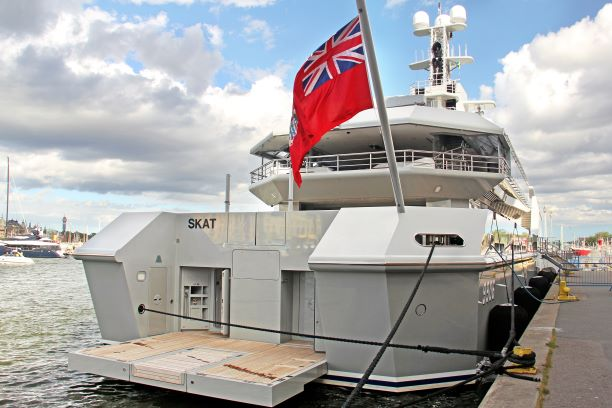 Cayman's Shipping Registry maintains low-risk status