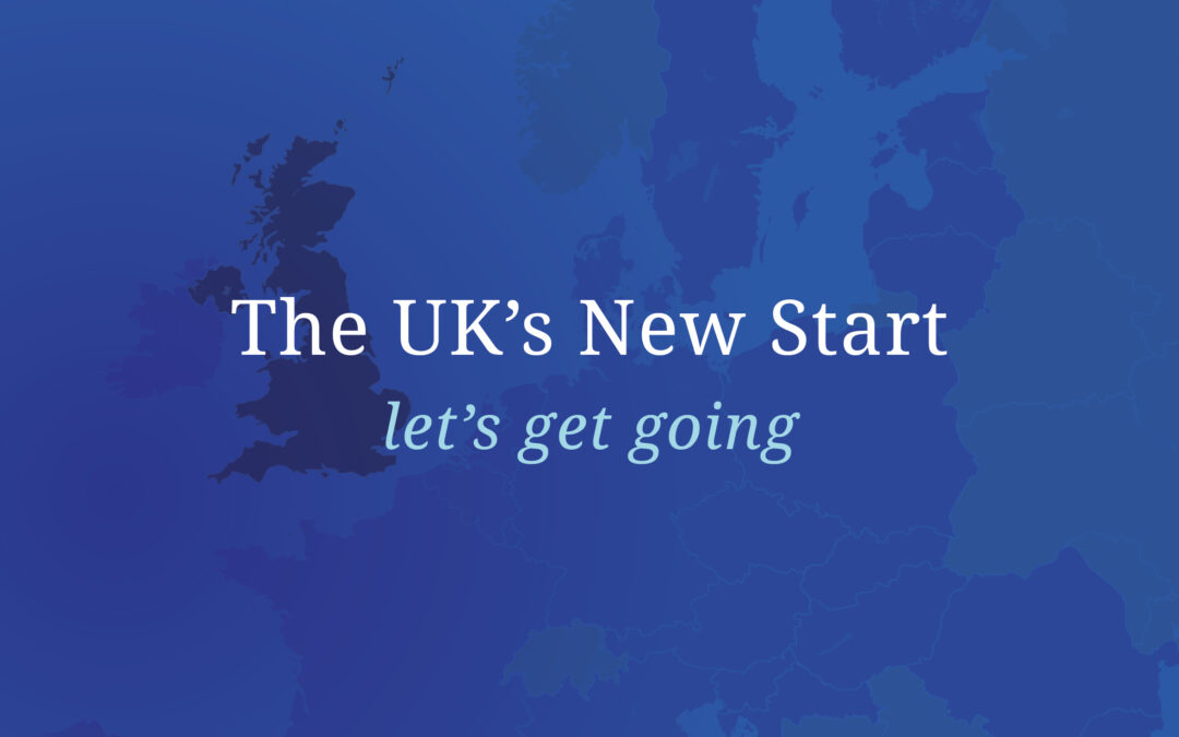 Major new campaign to prepare UK for end of the Brexit transition period