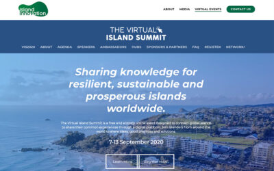 Successful Virtual Island Summit – Summary and outcomes
