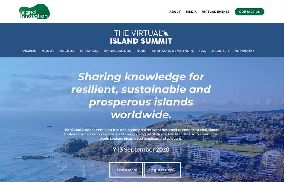 Successful Virtual Island Summit – Summary and outcomes
