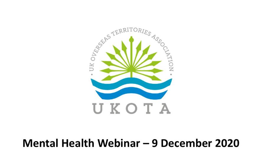 UKOTA Mental Health Webinar