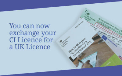 UK Driver's Licence