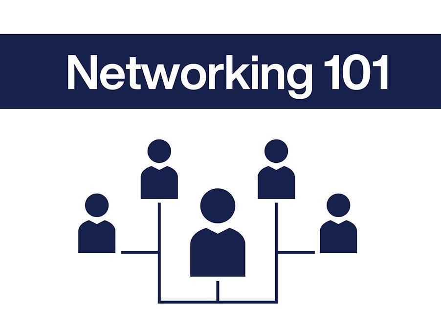 London Office Hosts Networking 101 Workshop