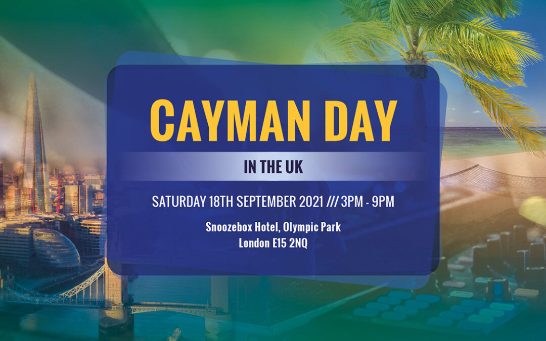 Cayman Day in the UK